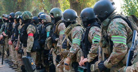 Ставропольские силовики учились освобождать заложников и ликвидировать бандитов
