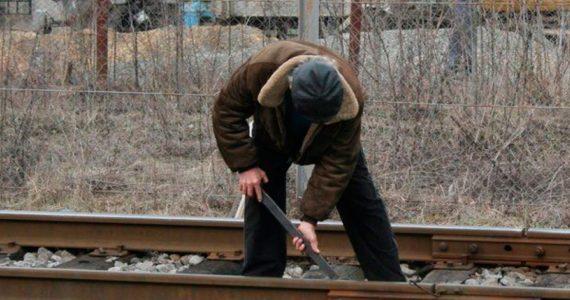 Похитителей рельс поймали в Апанасенковском районе