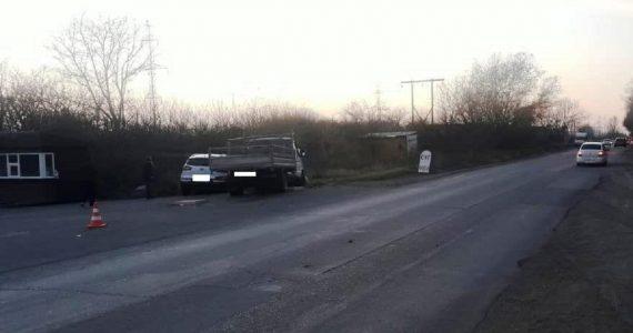 В ДТП с «ГАЗелью» на трассе Пятигорска пострадала женщина