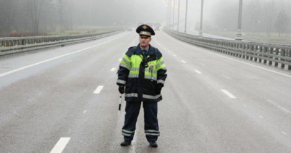 В Ставропольском крае из-за погоды перекрыли дорогу