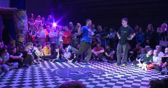 «Барахолка» собрала в Ставрополе танцоров со всей России