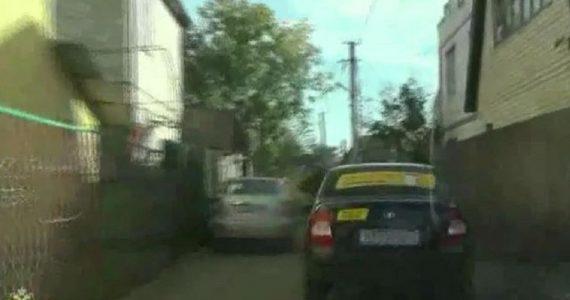 Честного и пьяного водителя задержали в Ставрополе ВИДЕО
