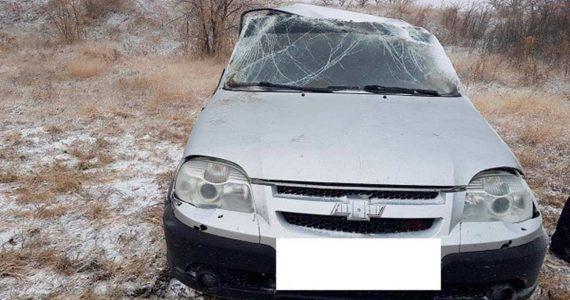 6-месячный ребёнок и женщина пострадали в ДТП на Ставрополье