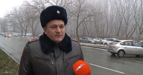 Полиция Ставрополья рекомендует «переобуть» машины