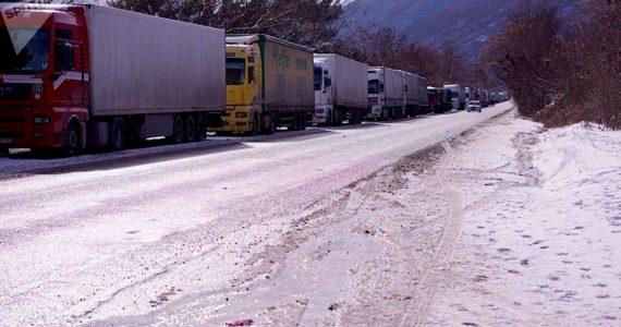 Движение на границе Северной Осетии и Грузии открыто