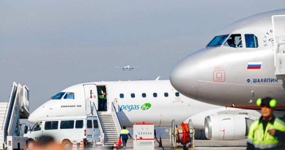 «Аэрофлот» увеличил число рейсов Минводы – Москва до 6 в день