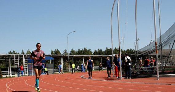 Звёздные легкоатлеты России тренируются в Кисловодске