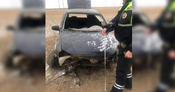 Двое пострадали на Ставрополье из-за пьяного водителя без прав
