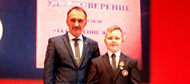11-летний школьник из Кисловодска потушил пожар и спас родных