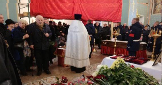 В Ставрополе прощаются с Алексеем Селюковым