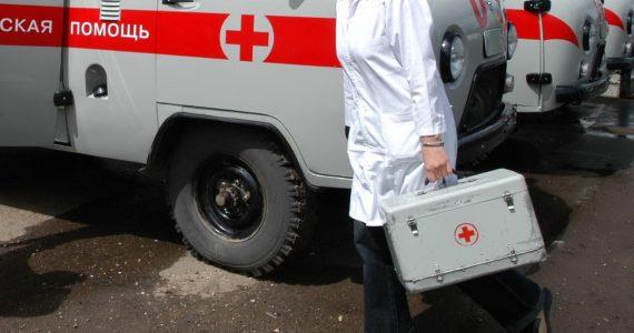 Спасатели помогли погрузить в машину 150-килограммового ставропольца