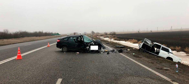 Три человека пострадали в тройном ДТП под Минводами