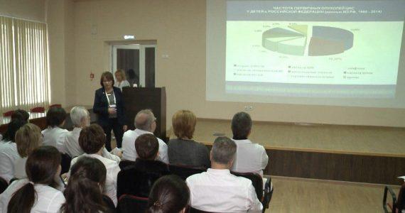 Ставропольским нейроонкологам дают мастер-класс
