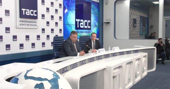 350 публикаций о перспективах развития Ставрополья – итоги пресс-конференции губернатора Владимирова в ТАСС