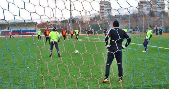 В Кисловодске открыли турнир Любительской лиги по футболу
