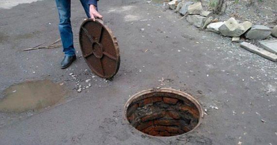 Похитителя канализационных люков поймали в Грачёвском районе