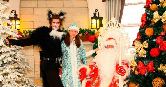 Рядом с Железноводском откроется резиденция Деда Мороза