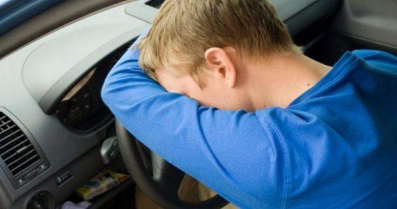 Ставрополец уснул за рулём «семёрки» и врезался в «Ладу»