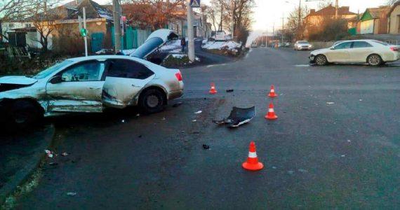4 студента пострадали в ДТП на дороге Ставрополя