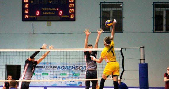 Два крупных волейбольных турнира провели в Кисловодске