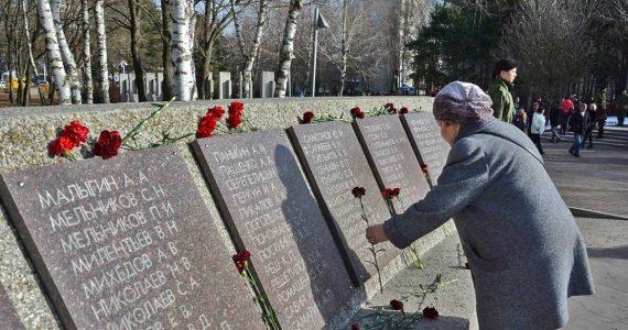 В Ставрополе почтили память погибших в Афганистане и Чечне