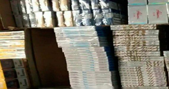 Пятигорчанин пытался продать 2 тысячи пачек безакцизных сигарет