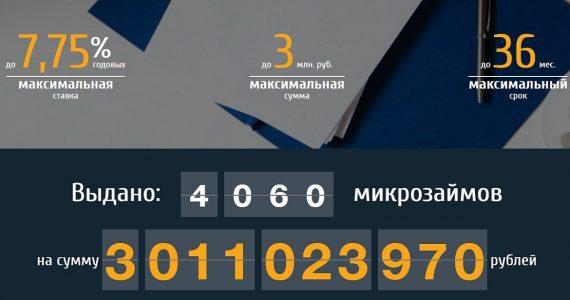 Бизнесмены Ставрополья получили 3 млрд рублей из фонда микрофинансирования