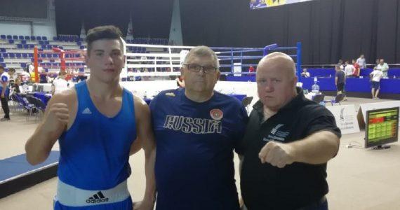 Боксёра из Ессентуков включили в сборную России