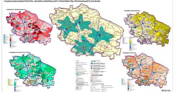 Завершились работы по территориальному планированию Ставрополья