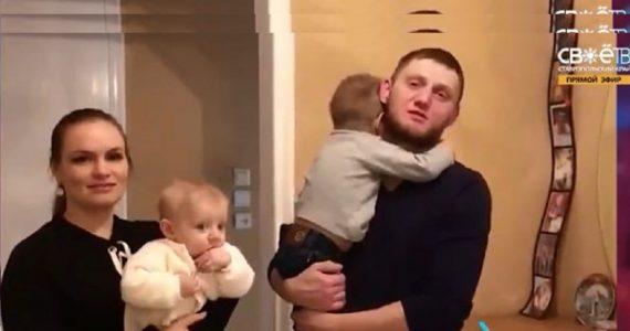 Молодая семья из Железноводска справила новоселье и ждёт в гости губернатора