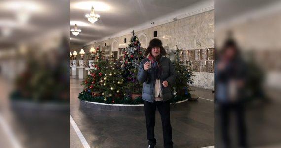 Булат Макаев устроил концерт в Нарзанной галерее Кисловодска