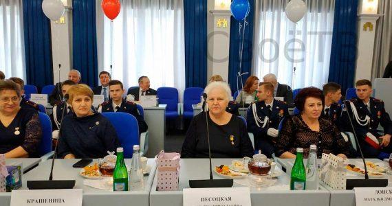 Медсестра детского дома получила медаль «Герой труда Ставрополья»